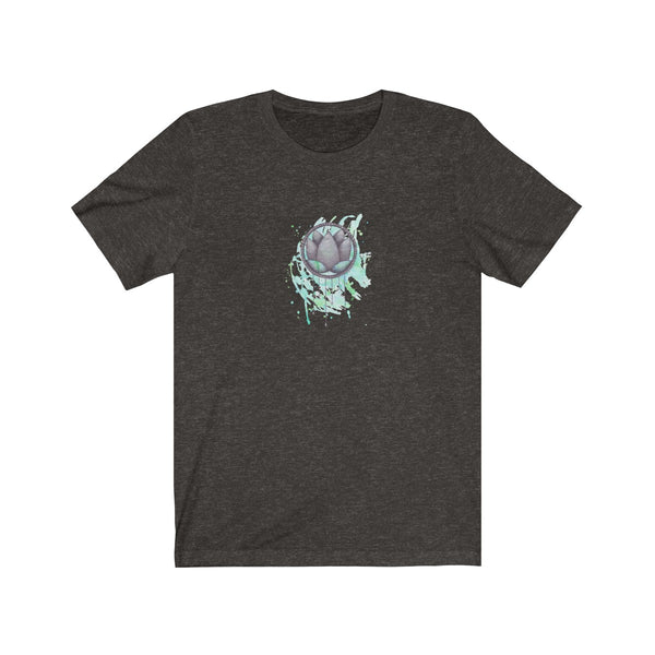 """Lotus Dream"" Unisex Jersey Short Sleeve Tee"