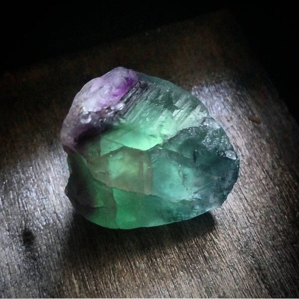 Reserved- Fluorite Crystal