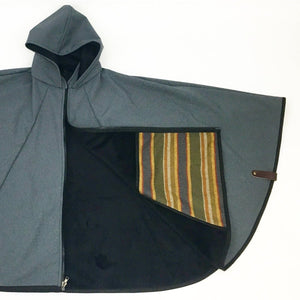 The Treadway Adventure Cape (waterPROOF) - Belmont Blanket