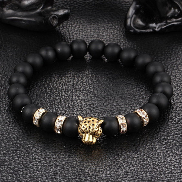 Leopard Lava Bracelet | FREE For A Limited Time