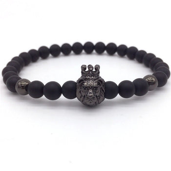 Lion & Crown Bracelet | FREE Shipping For A Limited Time
