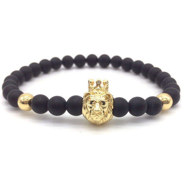 Lion & Crown Bracelet | FREE For A Limited Time