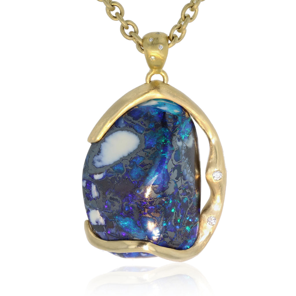 pendant opal rewards product boulder solid