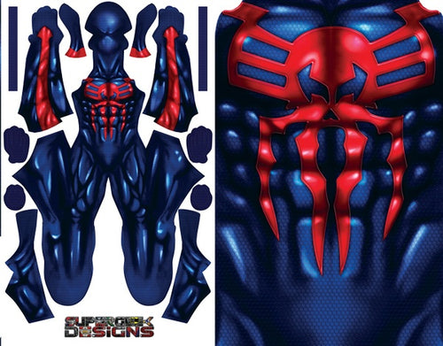 Spider-Man 2099 NEW Version - Aesthetic Cosplay, Inc.