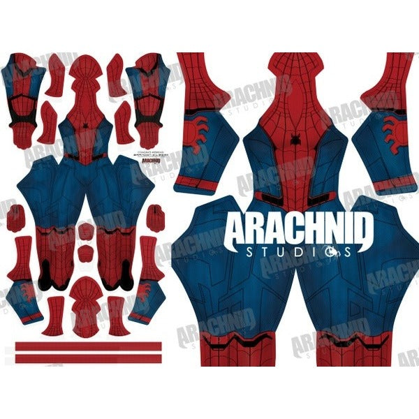Homecoming Spider-Man - Aesthetic Cosplay, Inc.