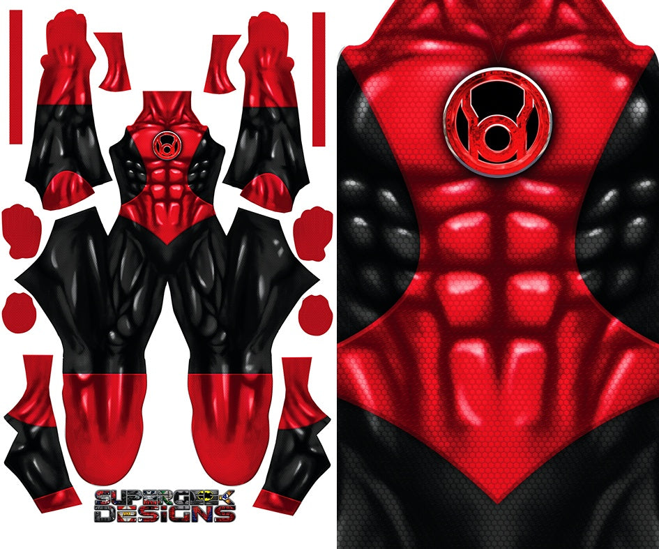 Red Lantern - Aesthetic Cosplay, Inc.
