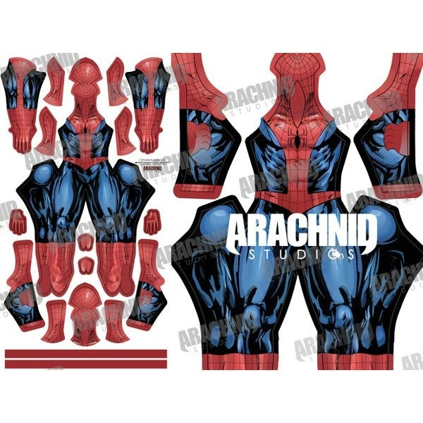 Bagley's Ultimate Spider-Man - Aesthetic Cosplay, Inc.