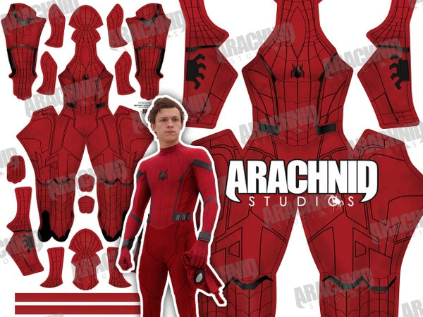 Homecoming Scarlet Spider-Man - Aesthetic Cosplay, Inc.