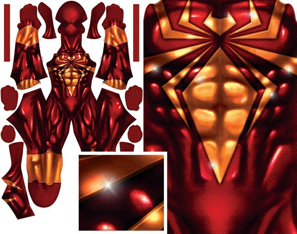 Iron Spider (with sparkle) - Aesthetic Cosplay, Inc.