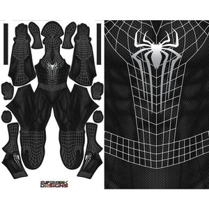The Amazing Spider-Man 2 Symbiote - Aesthetic Cosplay, LLC