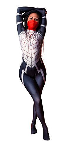 Spider-Man Silk Spider Suit