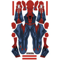 Spider-Man - PS4 Insomnia Game (Black Parts) - Aesthetic Cosplay, LLC