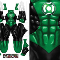 Green Lantern - New Design - Aesthetic Cosplay, LLC