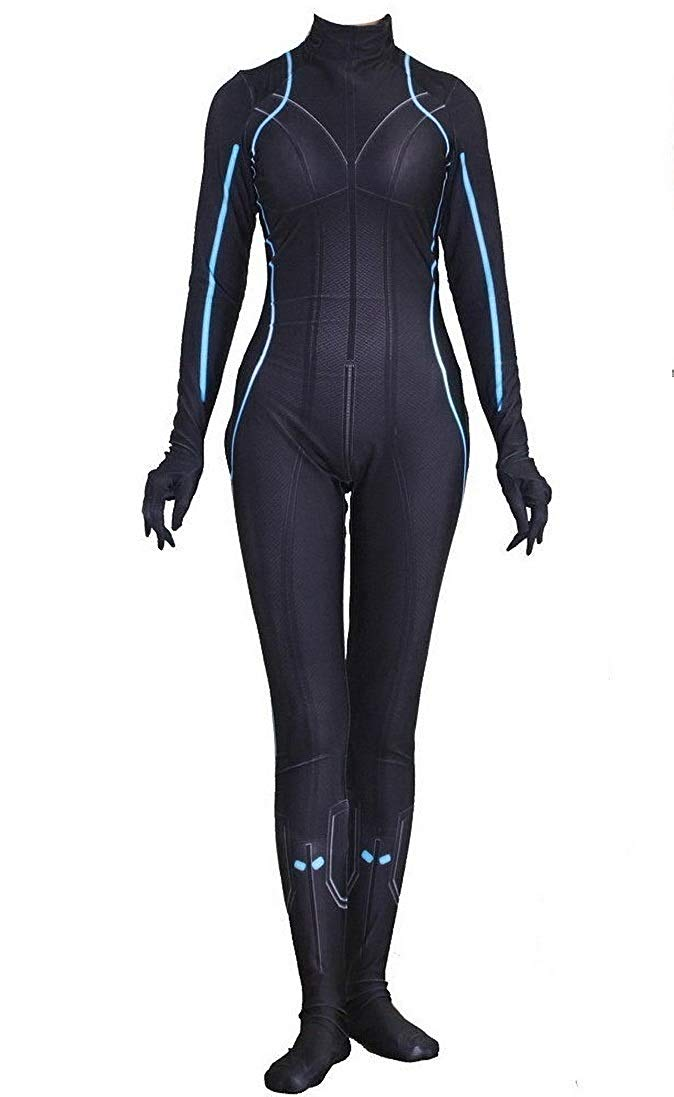 Black Widow Suit