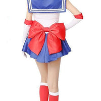 Sailor Moon Usagi Tsukino Serena Cosplay Costume - Aesthetic Cosplay, LLC