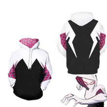 Gwen Stacy Hoodie - Sweater with Kangaroo Pocket