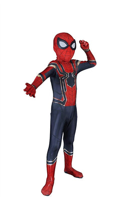 Iron Spider - Spider-Man Homecoming Suit (Kids) - Aesthetic Cosplay, LLC