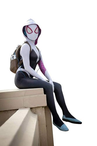 Gwen Stacy Cosplay Costume