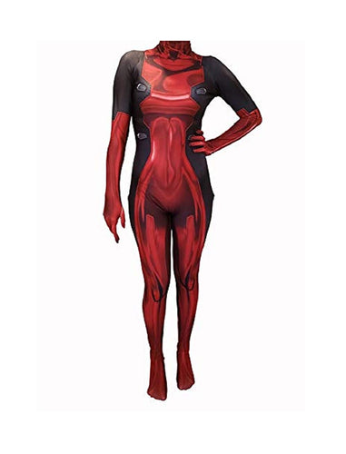 Lady Deadpool Suit