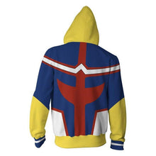 Boku No Hero Academia My Hero Academia Hoodie - All Might
