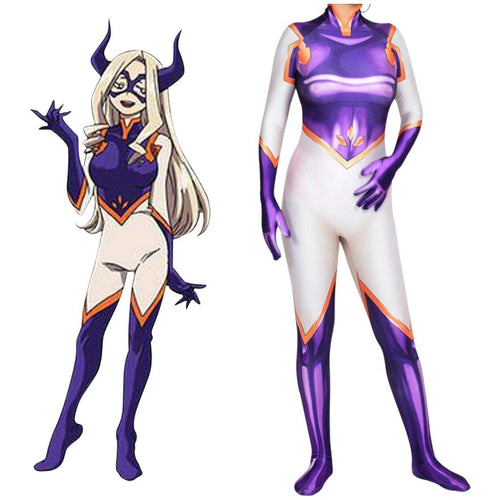 My Hero Academia Mt. Lady Cosplay Suit