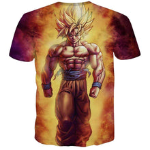 Goku Dragon Ball Z DBZ Compression T-Shirt Super Saiyan - 19