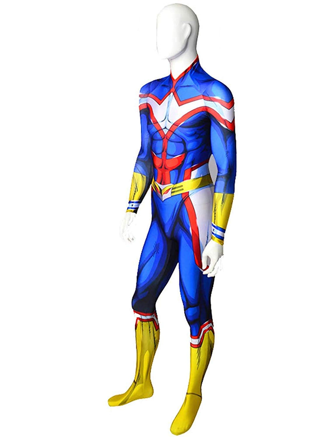 My Hero Academia All Might Cosplay Suit