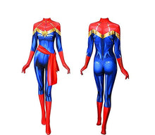 Captain Marvel Suit - Aesthetic Cosplay, LLC