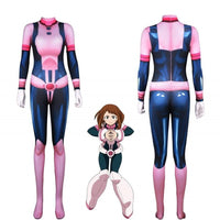My Hero Academia Uraraka Cosplay Suit - Aesthetic Cosplay, LLC