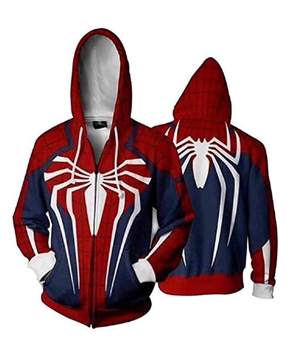 PS4 Insomniac Hoodie - Sweater with Kangaroo Pocket
