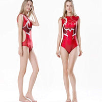 Darling in the FRANXX Zero Two Swimsuit - Aesthetic Cosplay, LLC