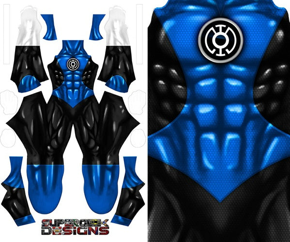 Blue Lantern - Aesthetic Cosplay, LLC