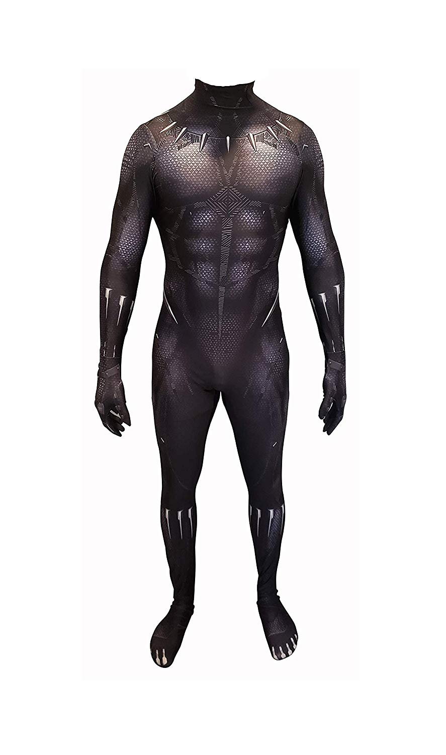 Black Panther Suit - Aesthetic Cosplay, LLC