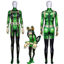 My Hero Academia Froppy Cosplay Suit