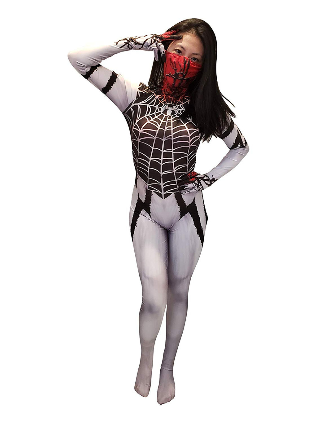 Venom Silk Suit - Aesthetic Cosplay, LLC