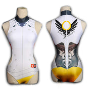 Overwatch Mercy Swimsuit - Aesthetic Cosplay, LLC