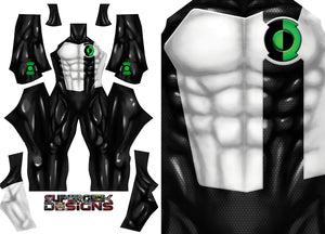Green Lantern - Kyle Rayner (SHINY) - Aesthetic Cosplay, LLC