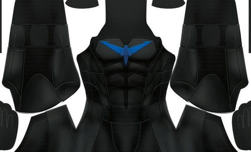 Nightwing V2 - Aesthetic Cosplay, Inc.