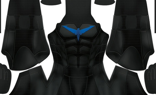 Nightwing V2 - Aesthetic Cosplay, LLC