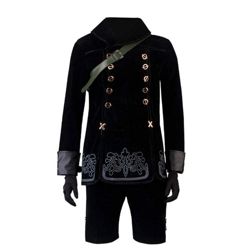 Nier Automata 9S Cosplay Costume - Aesthetic Cosplay, LLC