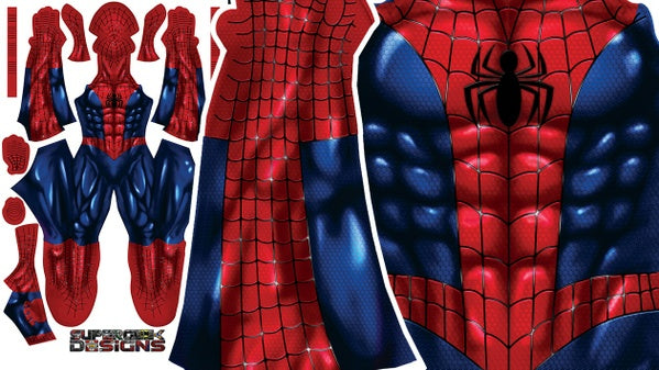 Comic Spider-Man - Aesthetic Cosplay, Inc.