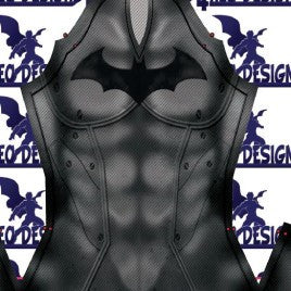 Batman Arkham City V1 - Aesthetic Cosplay, LLC