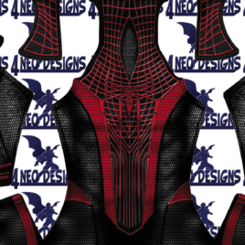 ASM Miles Morales - Aesthetic Cosplay, Inc.
