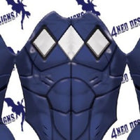 Blue Ranger - Aesthetic Cosplay, LLC