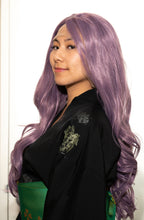 Taro Purple Lace-Front Wig