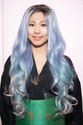 Cool Ombre Lace-Front Wig - Aesthetic Cosplay, LLC