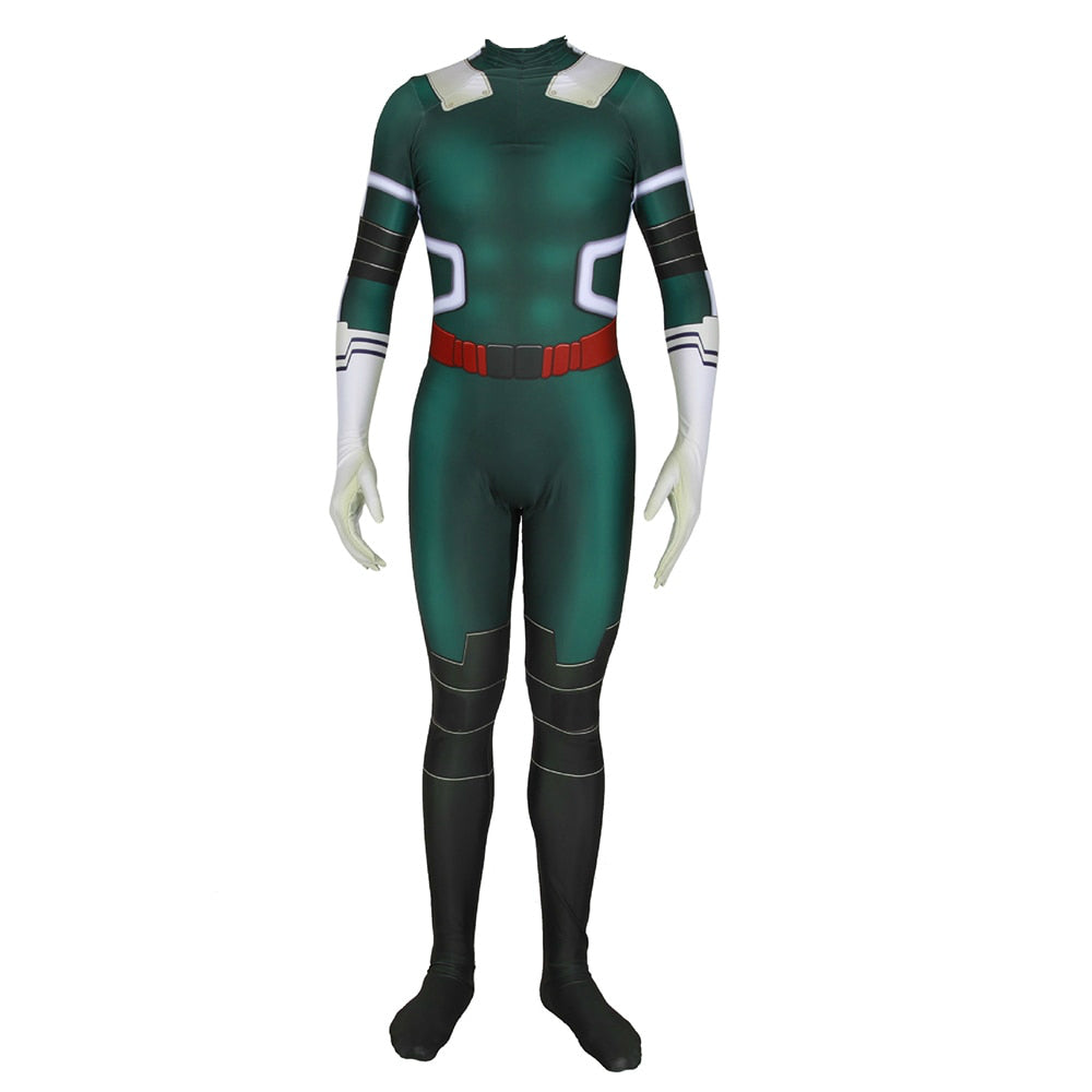 My Hero Academia Deku Cosplay Suit - Aesthetic Cosplay, LLC