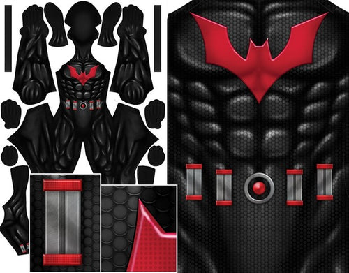 Batman Beyond (With Belt)