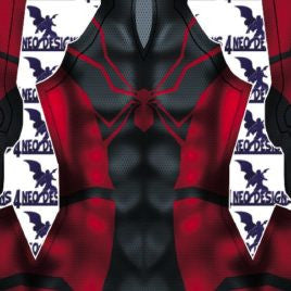 Spider-Man Future Foundation V2 Red - Aesthetic Cosplay, Inc.