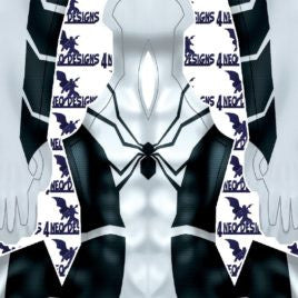 Spider-Man Future Foundation V1 White - Aesthetic Cosplay, Inc.